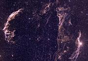 A Tantalising Veil (ground-based image)