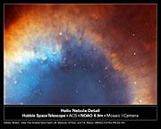 Helix Nebula Detail