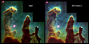 Make your own Pillars of Creation
