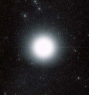 Sirius (ground-based image)