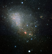 Small Magellanic Cloud (ground-based image)