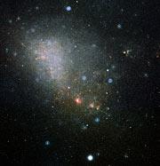 Small Magellanic Cloud (ground-based image)
