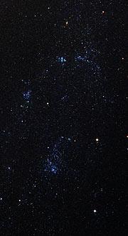Spiral Galaxy M81 Details 3.