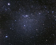 Wide-field view of the Perseus constellation (ground-based image)