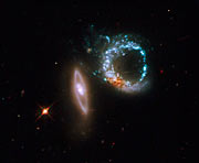 Hubble scores a perfect ten
