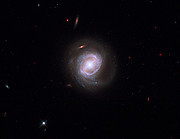 Capturing the spectacular outflow from Markarian 817