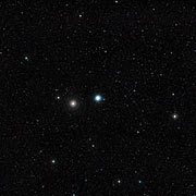 Wide-field view of Messier 30 (ground-based image)