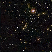 Very Large Telescope view of Abell 2744 — Pandora's Cluster