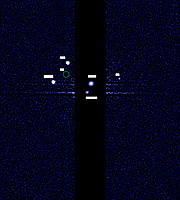 Hubble finds fifth moon orbiting Pluto (labelled)