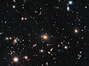 Galaxy cluster MACS J1720+35