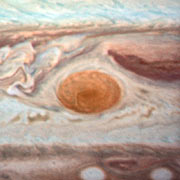 Jupiter's Great Red Spot in 2014