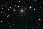 Droplets of star formation and two merging galaxies in SDSS J1531+3414