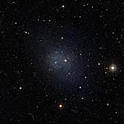 Fornax dwarf galaxy
