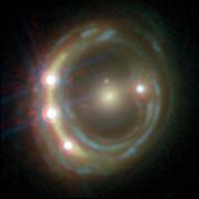 Lensed quasar