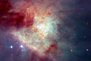 New Hubble image of Kleinmann-Low Nebula