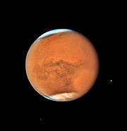 Stormy Mars in opposition in 2018