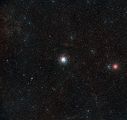 Wide-field view of NGC 6752 (ground-based view)