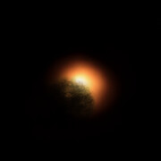 Betelgeuse's Dust Cloud (Artist's Impression)