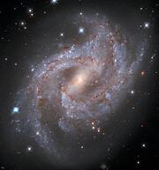 Galaxy NGC 2525