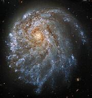 Hubble Captures NGC 2276