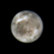 Hubble's View of Ganymede in 1996