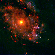 Starry bulges yield secrets to galaxy growth (Hubble NICMOS View)