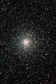 Ground-based Image of Globular Cluster NGC 6397