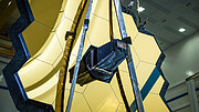 Image of the NASA/ESA/CSA James Webb Space Telescope from March 2020.