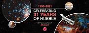 ESA/Hubble Celebrates Telescope's 31st Anniversary