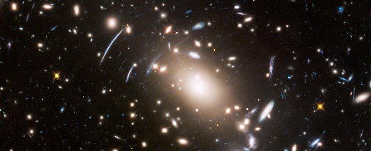 Abell S1063 galaksehoben