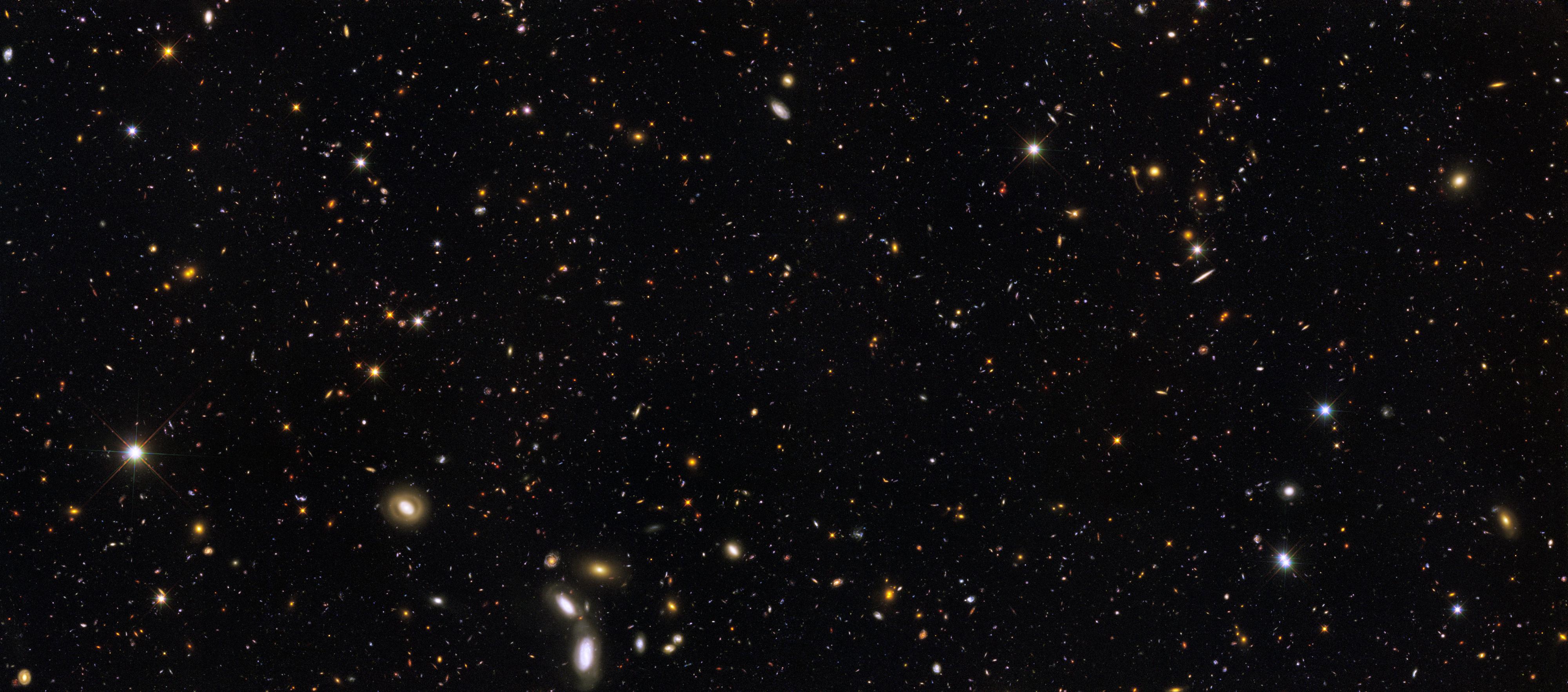 GOODS/ERS2 Field | ESA/Hubble
