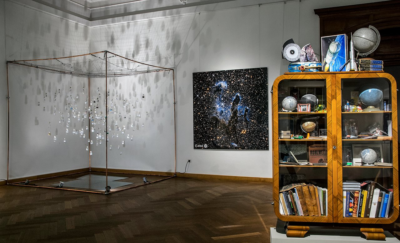 Our Place in Space —Wunderkammer &  Our Celestial Bodies