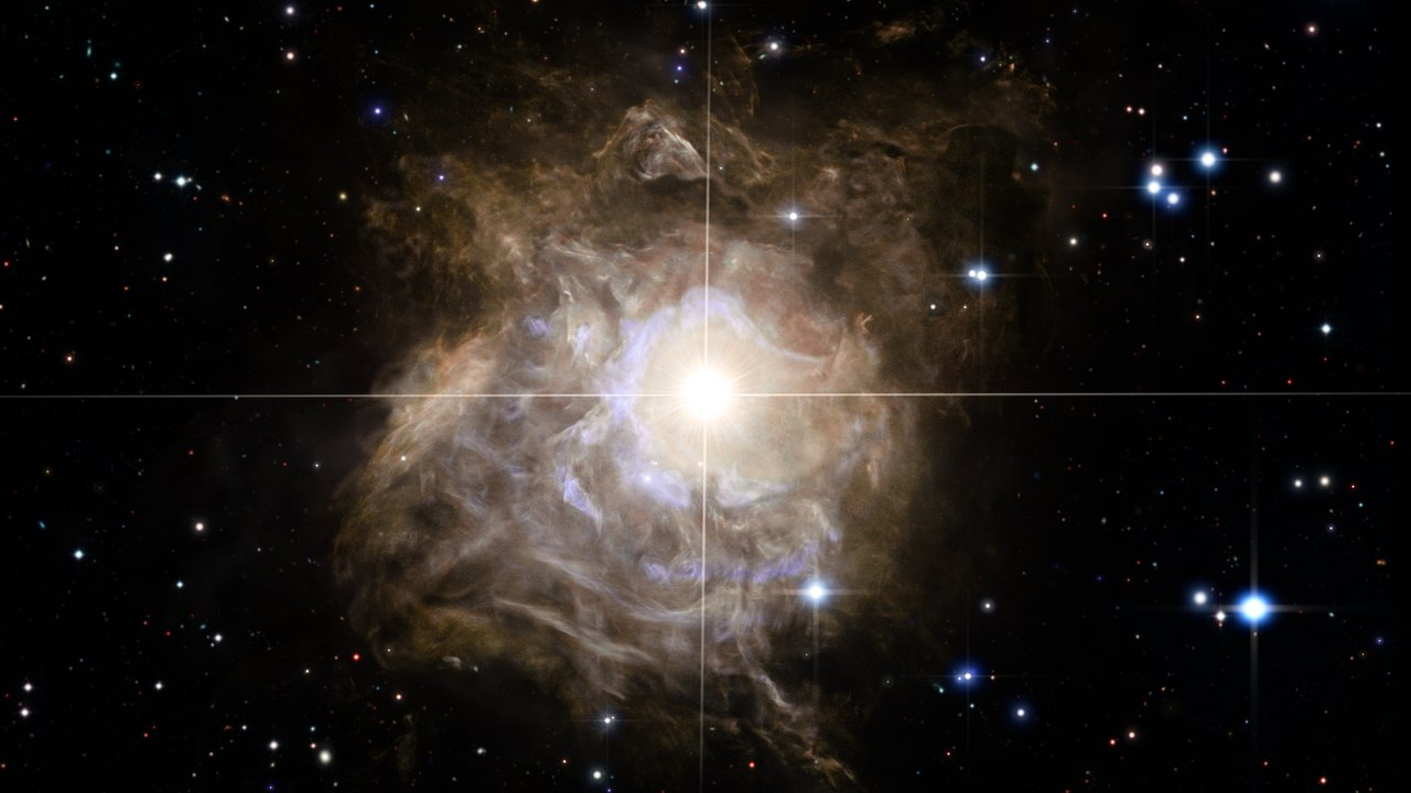hubblecast 71  visible echoes around rs puppis