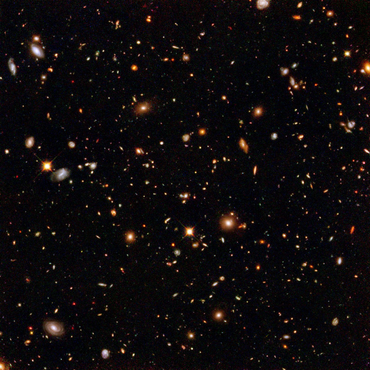 Hubbleu0026#39;s deepest view ever of the Universe unveils ...