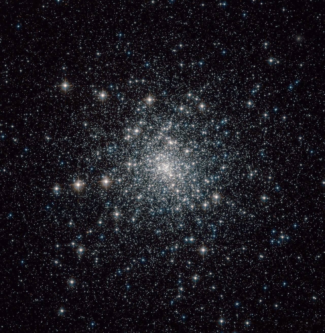star of a pic from hubble - photo #16