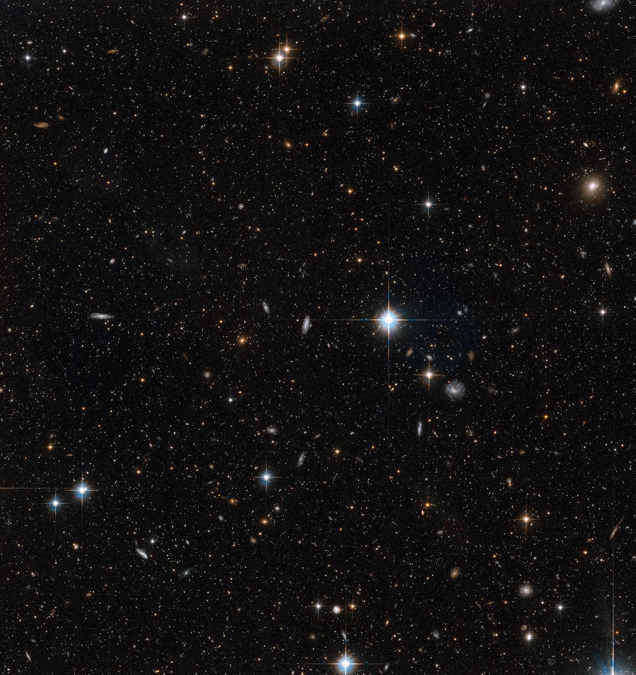 Stars In The Andromeda Galaxy S Giant Stellar Stream Esa