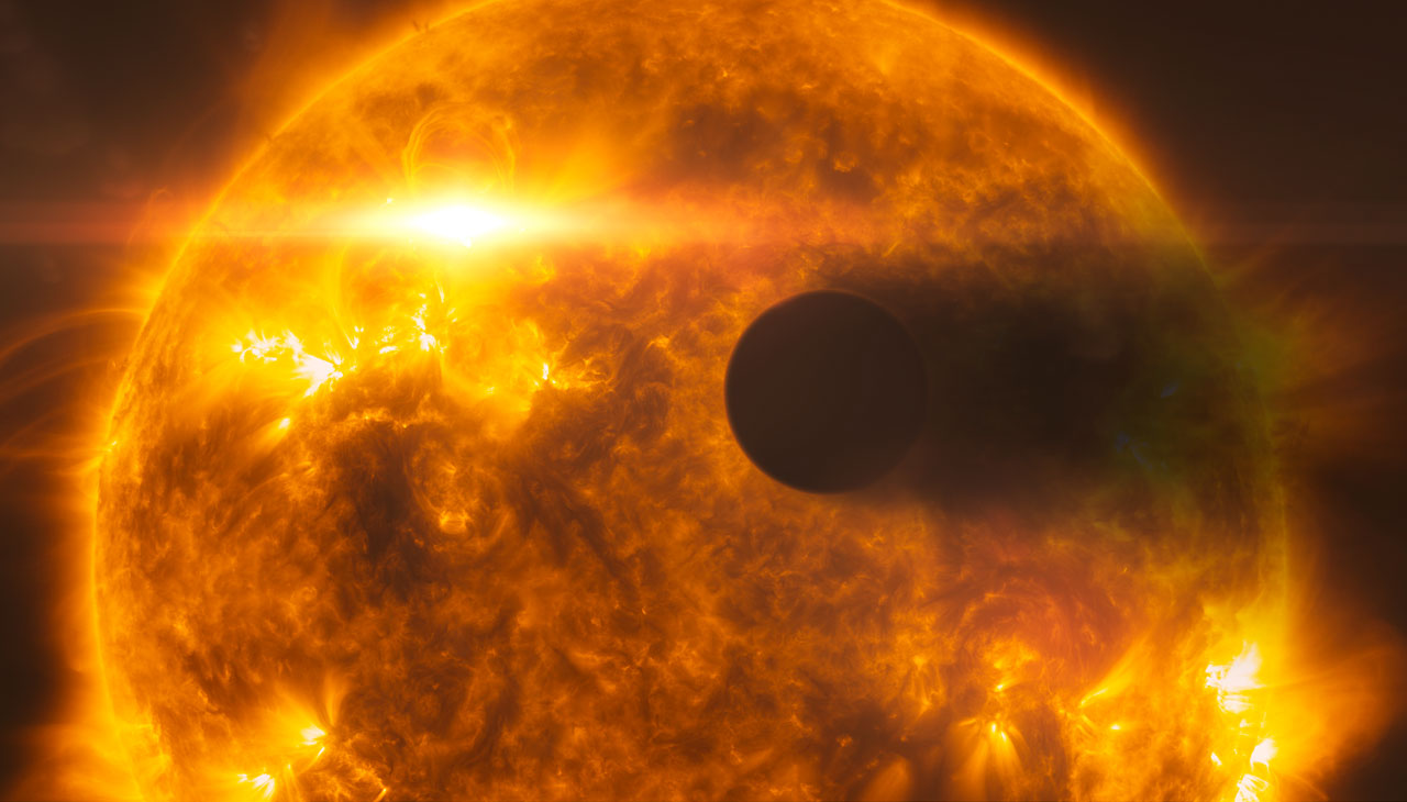 Dramatic change spotted on a faraway planet   ESA/Hubble