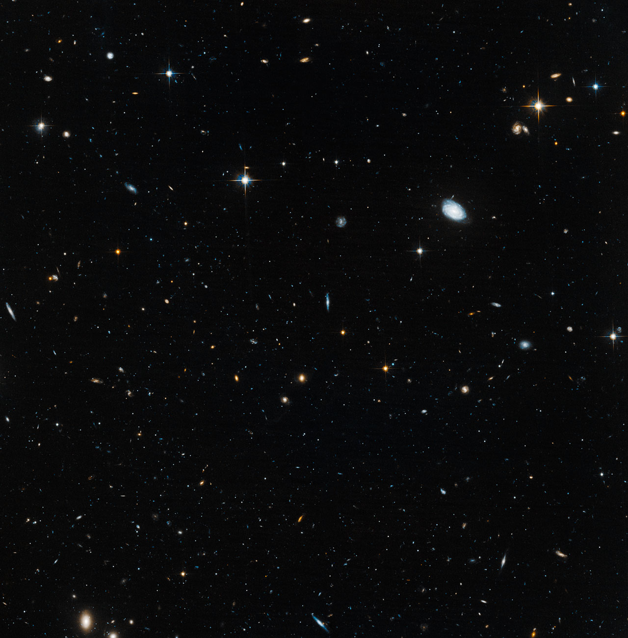 Hubble Unmasks Ghost Galaxies Esa Hubble