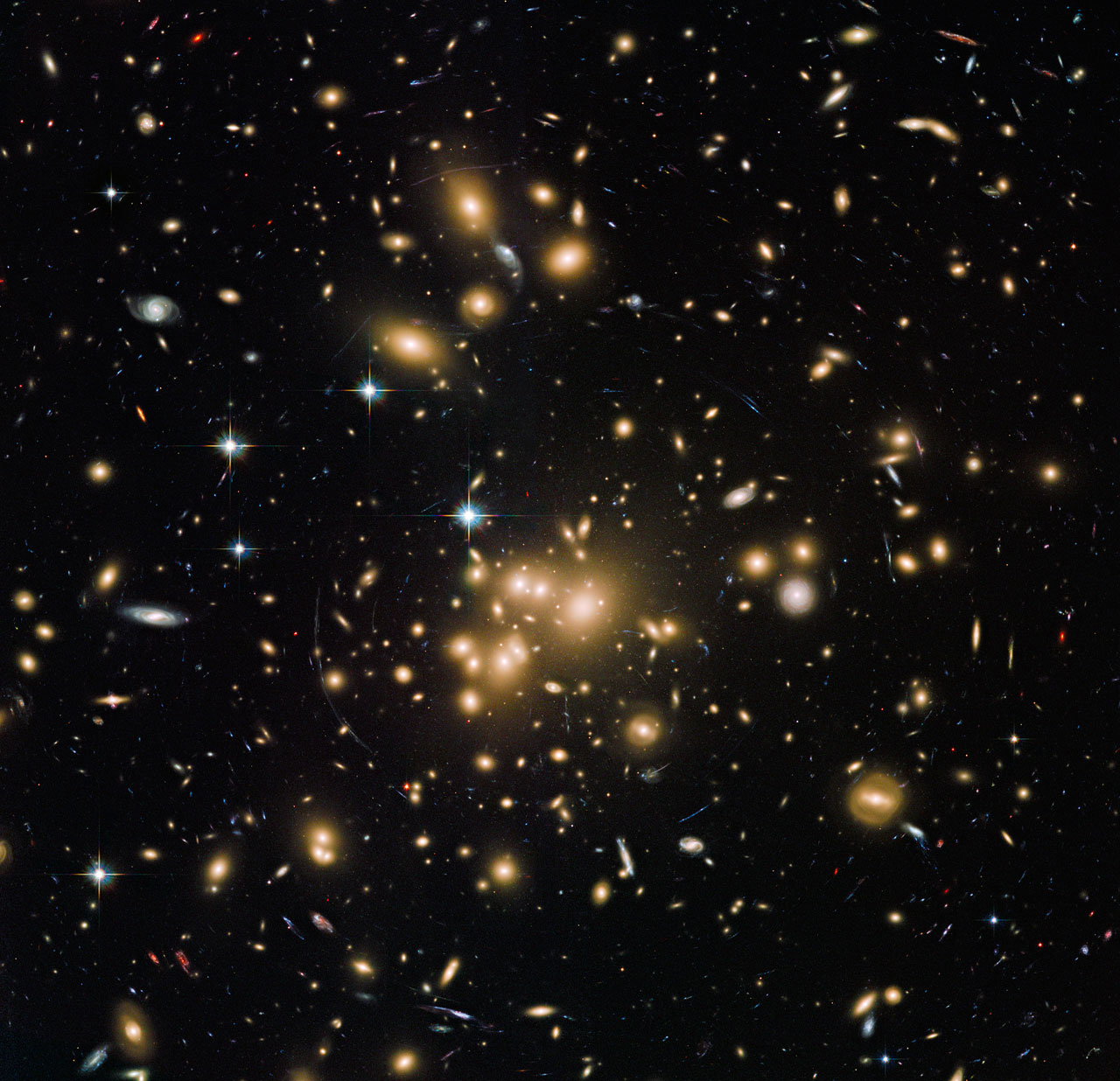 best photos of distant galaxies - photo #42