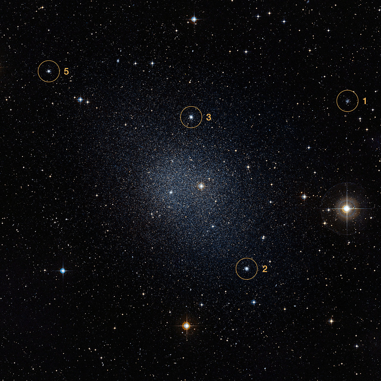 milky way galaxy cluster - photo #44