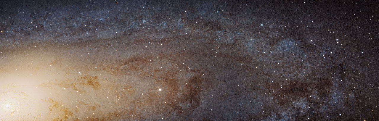 Andromeda In Hd Esa Hubble