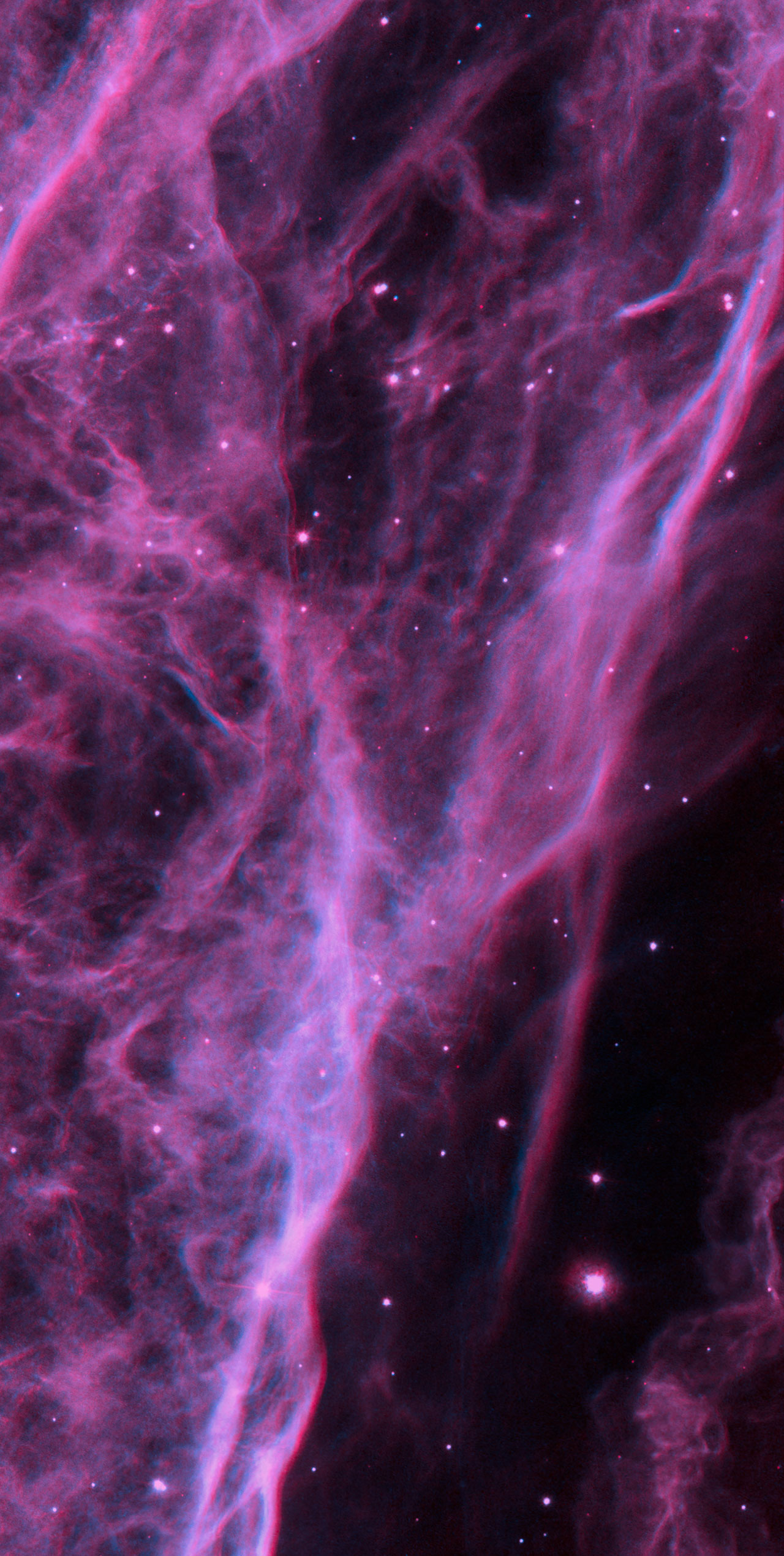 3D image of the Veil Nebula