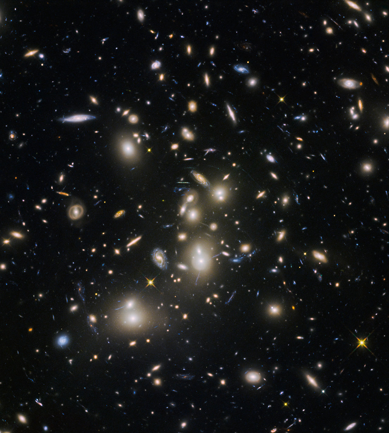 Hubble spies Big Bang frontiers | ESA/Hubble