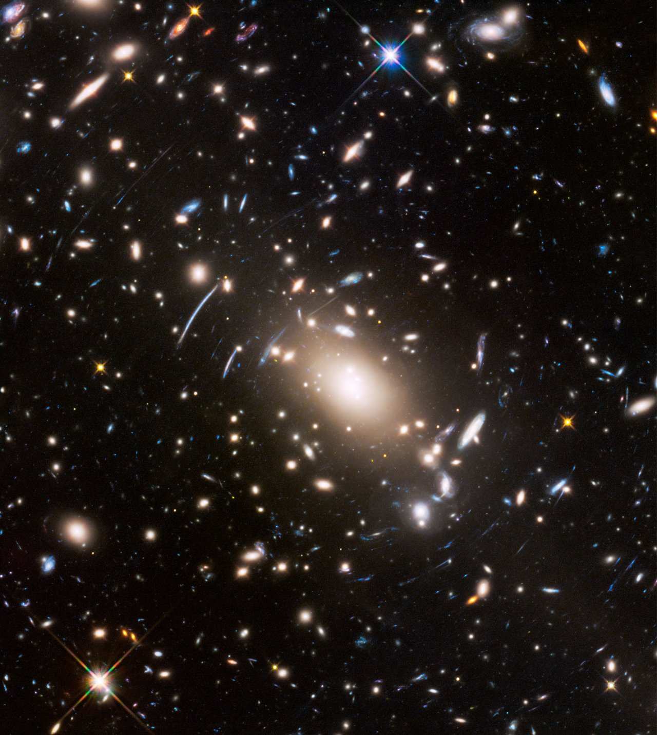 "Science Release: Hubble discovers ""wobbling galaxies"""