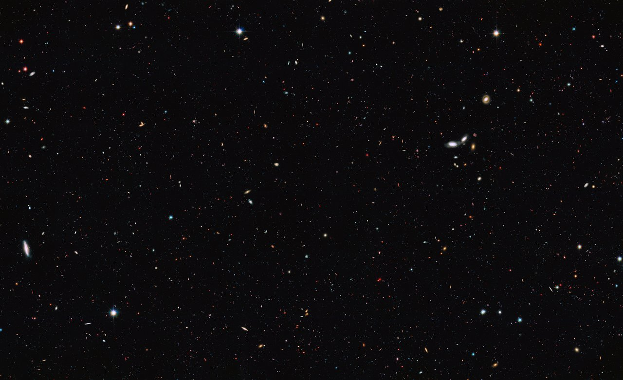 Science Release: Observable Universe contains ten times more galaxies than previously thought