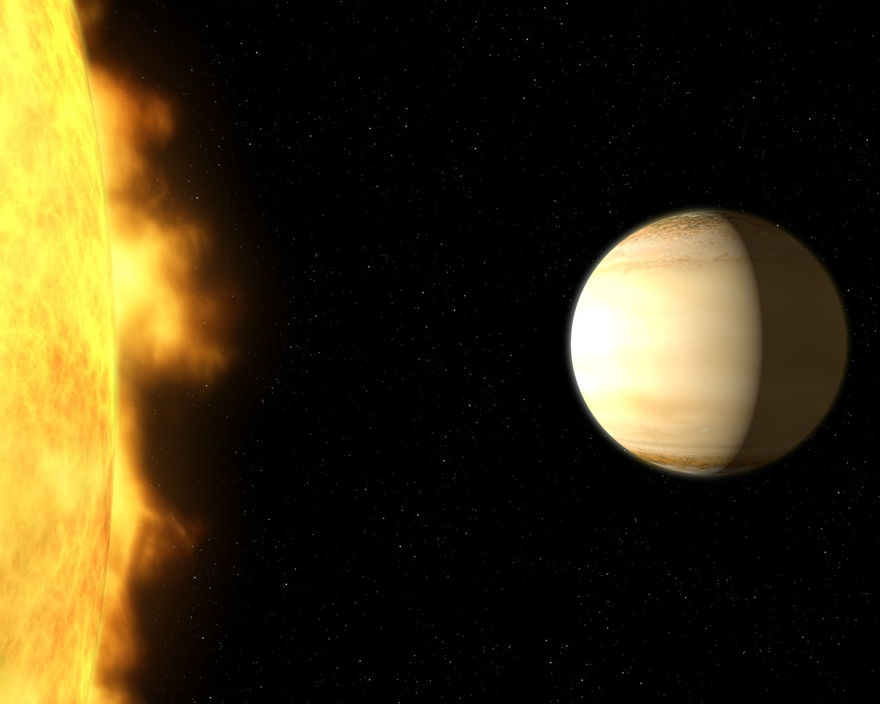 Science Release: Hubble observes exoplanet atmosphere in more detail than ever before