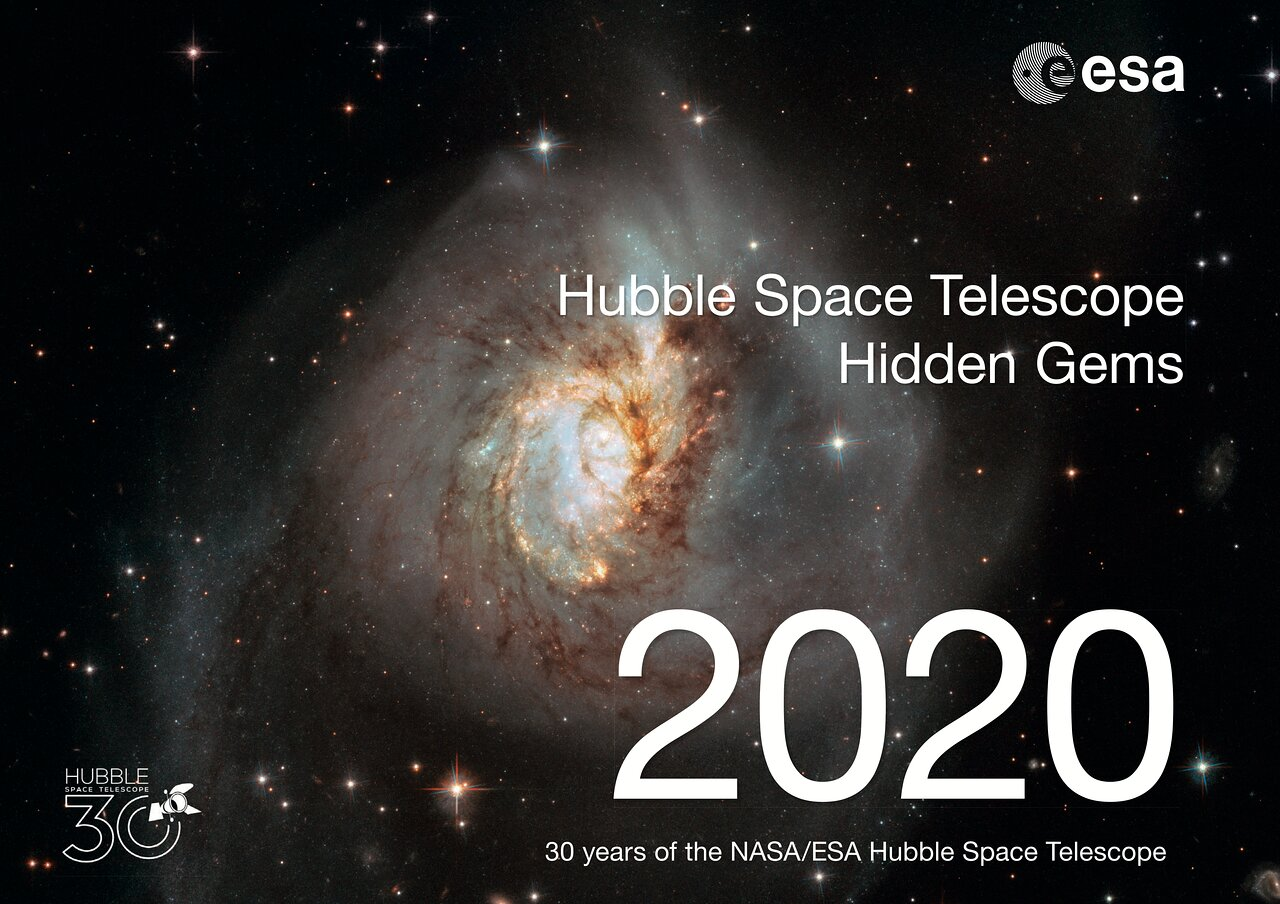 Photo Release: Announcing the Hubble Space Telescope Hidden Gems