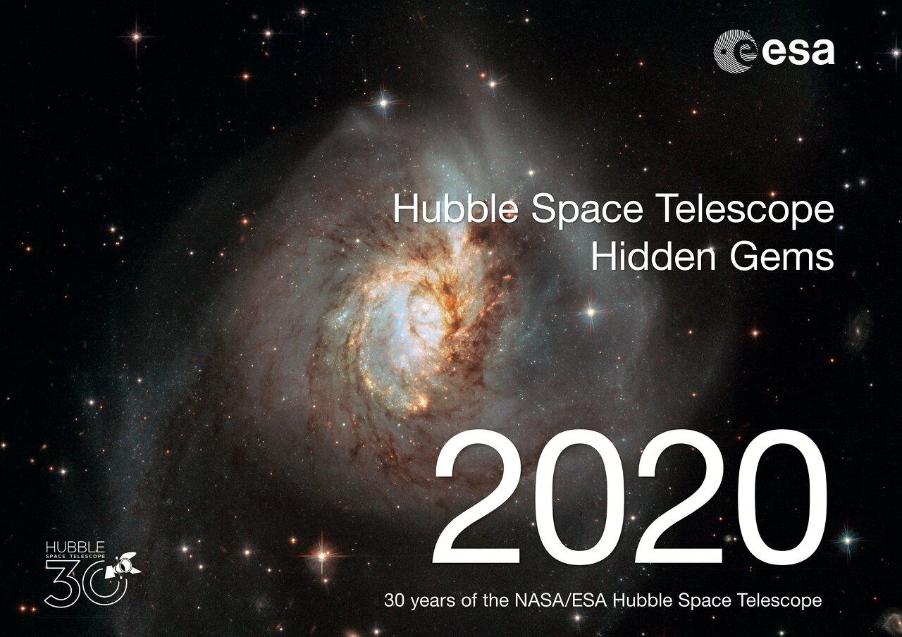 Photo Release: Announcing the Hubble Space Telescope Hidden Gems