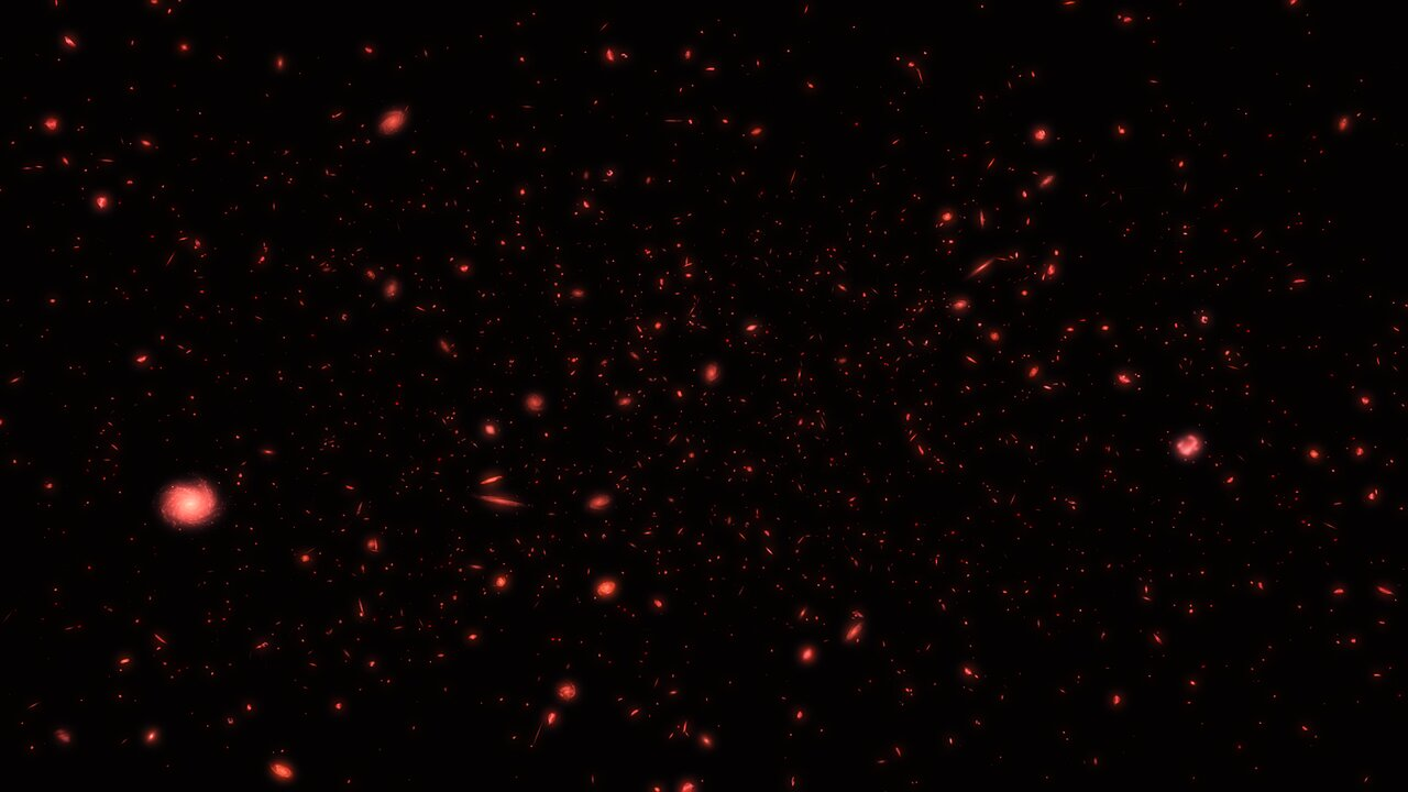 Science Release: Hubble Makes Surprising Find in the Early Universe