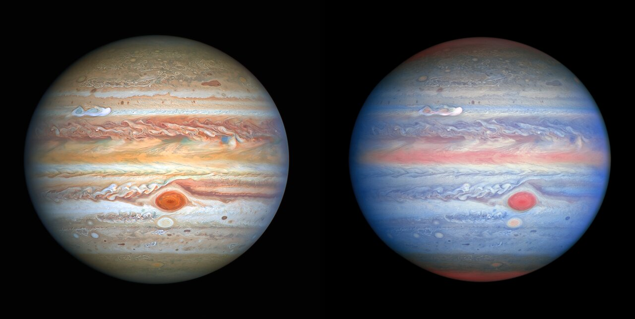 Hubble's New Views of Jupiter